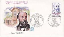 Enveloppe 1er jour FDC n°983 - 1976 : Eugène Fromentin Peintre et Ecrivain