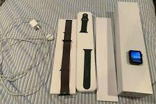 Apple Watch Sport 42mm Space Gray Aluminum Case + 2 bands
