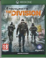 Tom Clancy's The Division - 2016  Xbox One