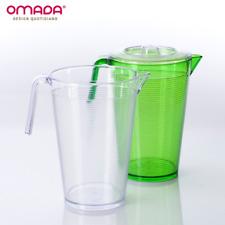 Omada Design Caraffa da 2,1 Lt., disponibile in varie colorazioni, Linea Samba