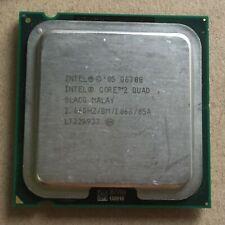 Intel Core 2 Quad Q6700 2.66 GHz 8M/1066 Procesador de Cuatro Núcleos Socket 775 CPU