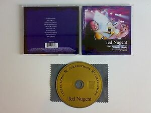 TED NUGENT - COLLECTIONS - CD