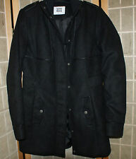 VERO MODA black winter short coat size M