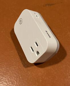 D-Link Wi-Fi Smart Plugs (DSP-W110). Works with Amazon Alexa, Google, & IFTTT