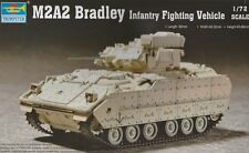 TRUMPETER 07296 1:72 M2A2 Bradley Infantry Fighting Vehicle