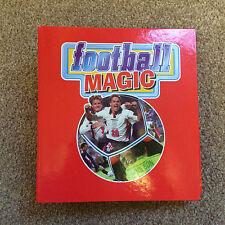 Football Magic Folder & Issues 1, 2, 4, 5 and 18