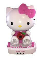 Hello Kitty CD / CDG Player, Karaoke With Video Camera, 2013 KT2007, Collectible