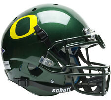 OREGON DUCKS SCHUTT XP AUTHENTIC NCAA FOOTBALL HELMET