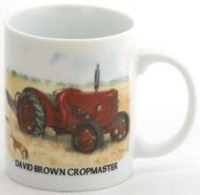 David Brown Cropmaster Tractor collectors gift mug NEW