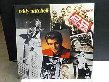 "EDDY MITCHELL Racines PL 70441 Avec sticker ""palais des sports """