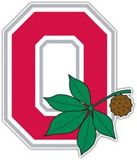 "Ohio State Buckeyes NCAA Vinyl Car Bumper Window Sticker Decal 4.1""X5"""