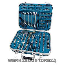 Makita 227 tlg. Werkzeugset - P-90532 - Bitsatz, Ratschenset, Steckschlüssel Set