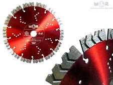 Premium Diamant-Trennscheibe Sägeblatt Ø 230 mm Diamantscheibe mit 15 mm Segment