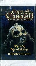 Fantasy Flight Call of Cthulhu Masks of Nyarlathotep 33-Booster Box (CCG) (2005)