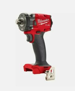 """Milwaukee 2855P-20 M18 FUEL 18V 1/2"""" Impact Wrench w/ Pin Detent - Bare Tool"""