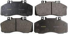 Disc Brake Pad Set-Brakes Severe Solution Brake Pads Front,Rear Monroe HDX1062