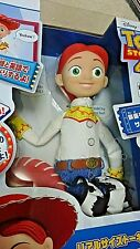Toy Story 4 Real Size Talking Figure Jesse Length 37cm Both Japanese and English