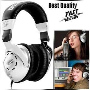 Behringer HPS3000 Studio Headphones Monitors DJ Guitar Keyboard Recording