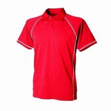 Magliette, maglie e camicie in poliestere con polo per bambini dai 2 ai 16 anni Taglia 9-10 anni