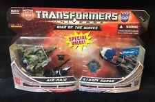 Transformers Universe War Of The Waves Air Raid Storm Surge Figures Hasbro