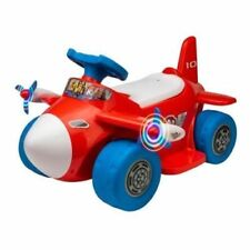 NEW Paw Patrol Plane Ride On 6V battery powered Age 18 months