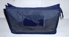 Black Holder Allergan Multifunction License Utility Multi Function Pouch Bag