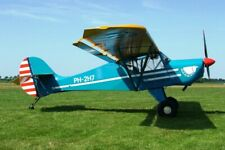 Avid Flyer Mk.Iv Homebuilt Ultralight Aircraft Desktop Kiln Dry Wood Model Large