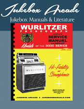 Jukebox Manuals & Guides for sale | eBay