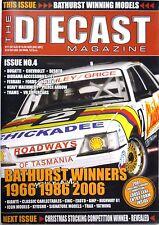 Diecast Magazine #4 Bathurst Biante Classic Ford Holden Morris Bugatti Corvette