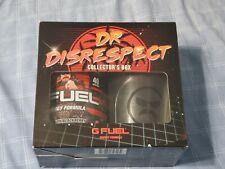 Dr Disrespect Limited Edition GFUEL box set