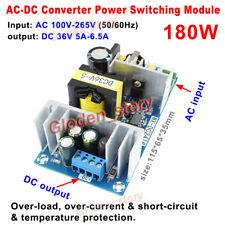 High Power Ac Dc Converter 110v 220v 230v To 36v 5a 180w Switching Power Supply