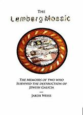 The Lemberg Mosaic by Jakob Weiss (2011, Hardcover)