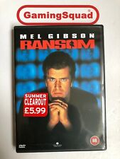 Ransom DVD, Supplied by Gaming Squad