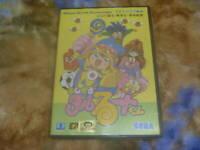 Magical Taruruto Kun Sega Mega Drive Genesis MD Megadrive Japan Used F/S