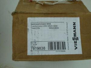 Netztrafo Viessmann 7819838 Vitodens 100 200 Condutherm Vitopend 100 200