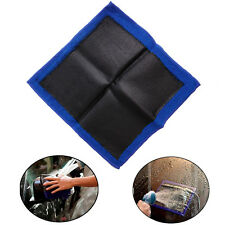 "12""x12"" Clay Bar Microfibre Mitt Cloth Towel Car Detailing Cleaning Cloth New"