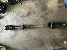 OPEL ASTRA G year built 1999 DRIVE SHAFT Right 1.6 1,6 55KW 75PS x16xsr