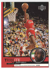 Michael Jordan 1999 UD Tribute All Star Weekend Chicago Bulls Basketball Card