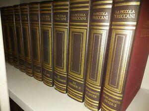 Piccola Treccani 16 volumi