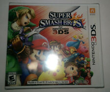 Super Smash Bros. Nintendo 3DS 2014 Brand New