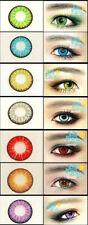 Halloween Colored contacts lenses Korea Crazy lens Kontaktlinsen - crazy wolf