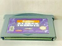 Nicktoons Attack of the Toybots GBA Nintendo Game Boy Advance | Works on DS Lite