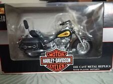 Collectibles: Harley Davidson Heritige Softtail Classic Motor Cycle Replica