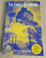 The Ghost Handbook By John And Anne Spencer-PAPERBACK