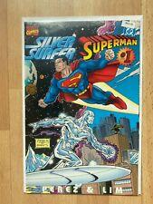 Silver Surfer Superman 1 - High Grade Comic Book B83-36