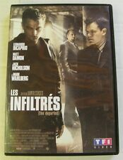 DVD LES INFILTRES - Leonardo DiCAPRIO / Matt DAMON / Jack NICHOLSON