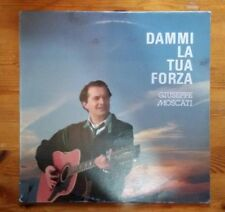 Giuseppe Moscati - Dammi la tua forza LP 33 giri edizioni paoline