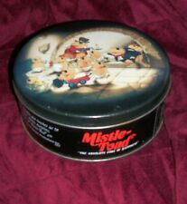 Mr. Toad Collector Tin -Real Nice Collectible