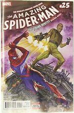 Marvel Comics Amazing Spider-Man Vol 4 #25  Norman Osborne.