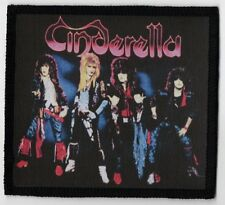 CINDERELLA PATCH / SPEED-THRASH-BLACK-DEATH METAL